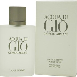 GIORGIO ARMANI - Acqua Di Gio By Giorgio Armani For Men. Eau De Toilette Spray