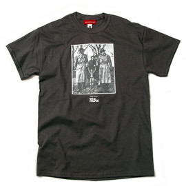 "MILLION RACE - S/S TEE ""PLAY WITH MLRC"" (charcoal gray)¥4,935"