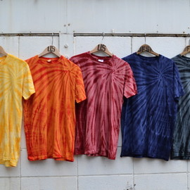 Wash Factory - Spiral Dyed T-Shirt