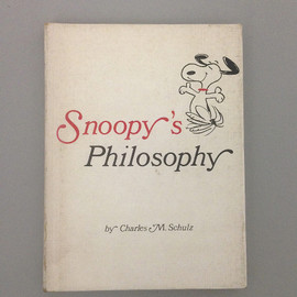 Charles M.Schulz - Snoopy's Philosophy