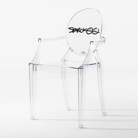 Kartell - Louis Ghost 10th Anniversary Special Edition