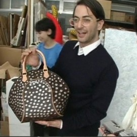 LOUIS VUITTON - Kusama Special Custom for Marc Jacobs