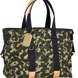 Louis Vuitton - Monogramflage Tote Bag