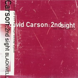 David Carson - 2nd Sight