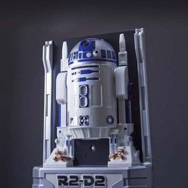 BANDAI - 3D WALL FIGURE STAR WARS 1/1 R2-D2