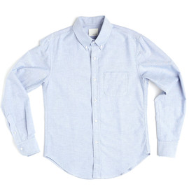 Band of Outsiders - L/S BUTTON DOWN SHIRT