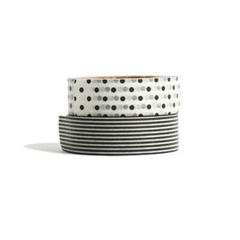 mt masking tape - MT Tape - Coloured Masking Tape Patterned 2 pack