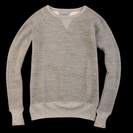 KENNETH FIELD - RAGLAN SLEEVE SWEATSHIRT