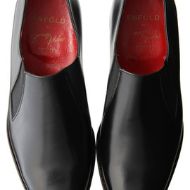 enfold - Gored flat shoes