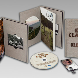 """ERIC CLAPTON - Limited Deluxe Edition of """"Old Sock"""""""