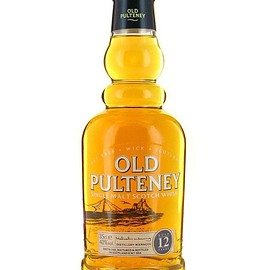 Old Pulteney - 12年