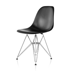Wire base chair
