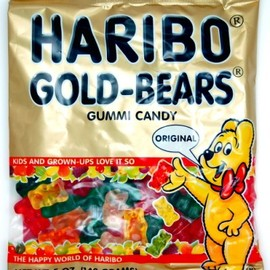 HARIBO - GOLD BEARS