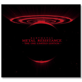 BABYMETAL - METAL RESISTANCE - THE ONE LIMITED EDITION -