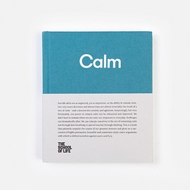 The School of Life - Calm Book