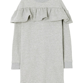 PAMEO POSE - SWINGING SWEAT DRESS