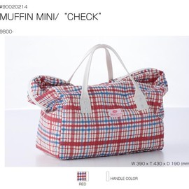 BAG'n'NOUN - MUFFIN MINI  CHECK