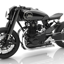 Manguesh Damania design - Royal Enfield -Litreclass