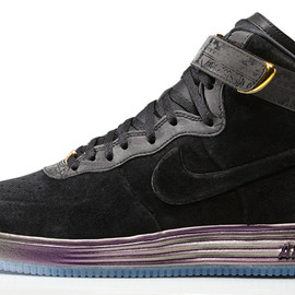 "Nike - Lunar Force 1 High ""Black History Month"""