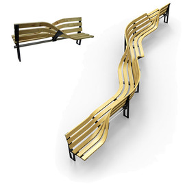 KENAN WANG - TWIST BENCH