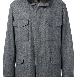 Loro Piana - 'Traveller' parka coat