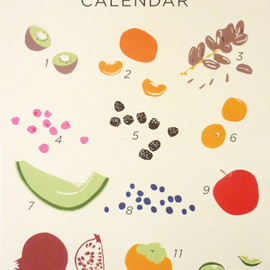 Claire Nereim - Seasonal Fruits of California