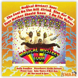 The Beatles - Magical Mystery Tours