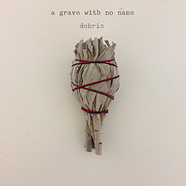 A Grave With No Name - debris