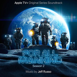 Jeff Russo - For All Mankind - Season 2: Apple TV+ Original Series Soundtrack