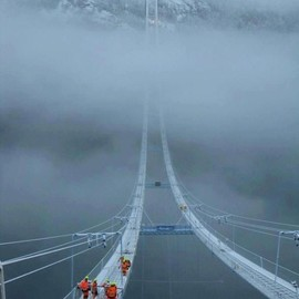 Norway - The Norway Sky Bridge