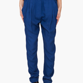 3.1 PHILLIP LIM - Draped Pocket Trousers