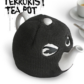 SUCK UK - Terrorist Tea Pot