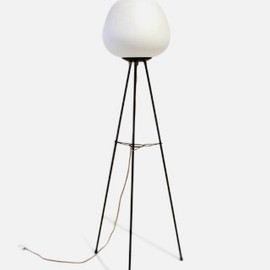 1950's Floor Lamp Made In Italy