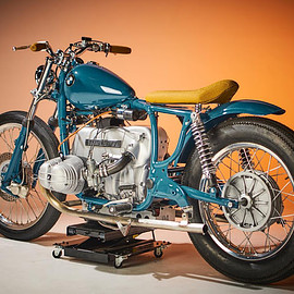 Vintage Addiction Motorcycles - BMW R60