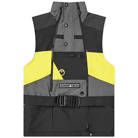 THE NORTH FACE - Steep Tech Apogee Vest - Yellow/TNF Black