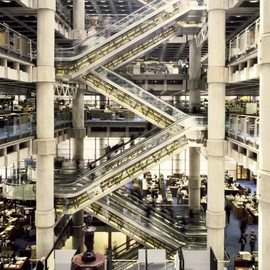 London, UK - Lloyds Building