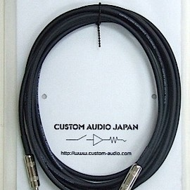 CUSTOM AUDIO JAPAN - cable