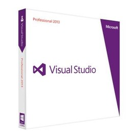 Microsoft - Visual Studio Professional 2013