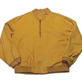 L.L.Bean - Vintage 90s L.L. Bean Tan Work Jacket Mens Size Large
