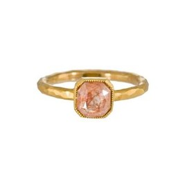 CATHY WATERMAN - Rustic Diamond Ring