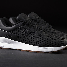 New Balance - M1500 Deconstructed - Black/White/Gum