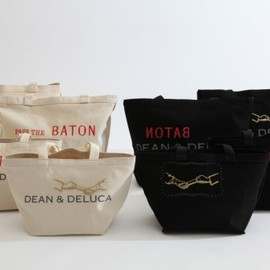 PASS THE BATON - DEAN&DELUCA BAG
