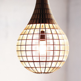Massow Design - The Teardrop lamp