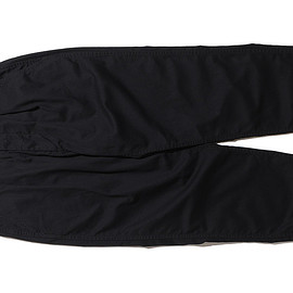 ENGINEERED GARMENTS - Ground Pant-6.5oz Flat Twill-Black