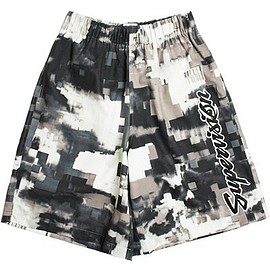 ASSK - SUPERVISION Shorts - Black and White