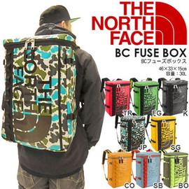 THE NORTH FACE - NORTH FACE ヒューズボックス デイパック バッグ ノースフェイス 2014春夏新作