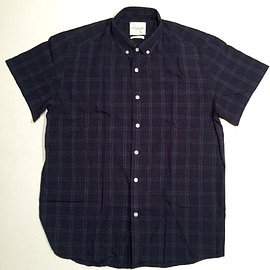 Saturdays Surf NYC - Short sleeve Green check