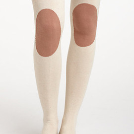 Anthropologie - Kneepatch Tights