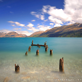 New Zealand - Invisible Path