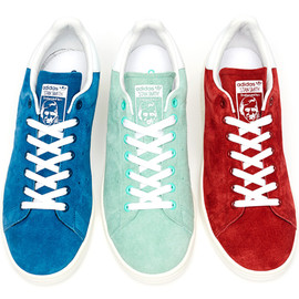 adidas originals - Stan Smith Suede Pack   Spring/Summer 2014